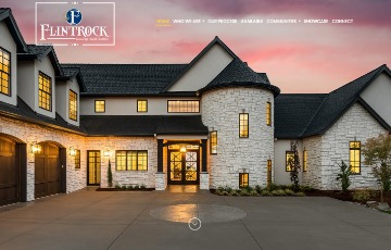 Flintrock Builders Home Page